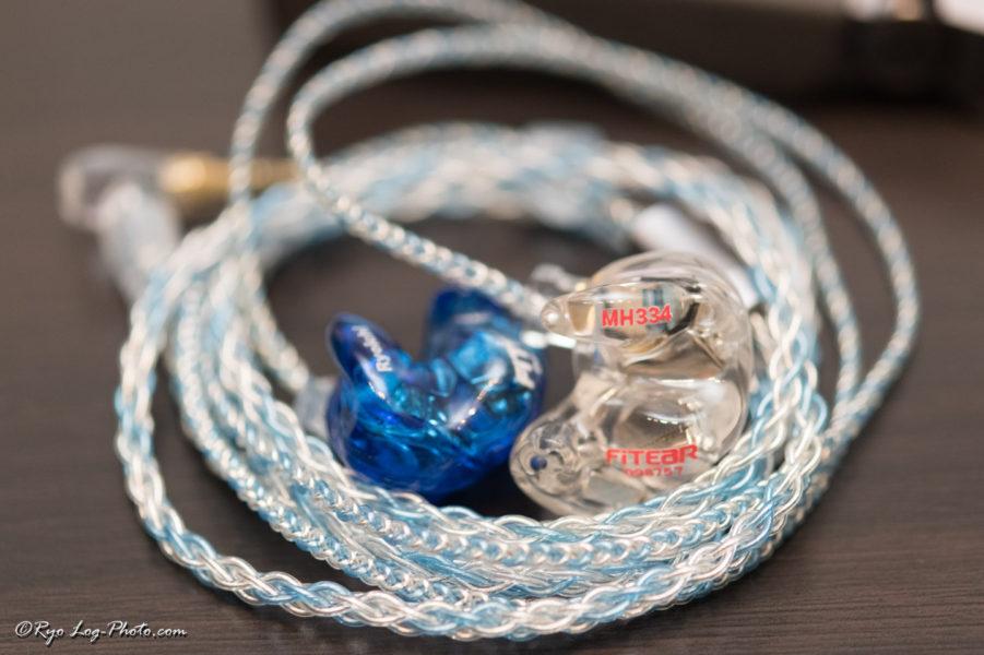 luminox audio booster blue fitear