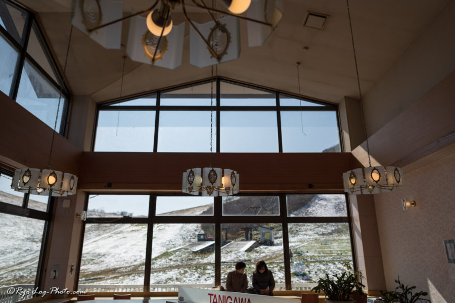 天神平 谷川岳 群馬 レストラン