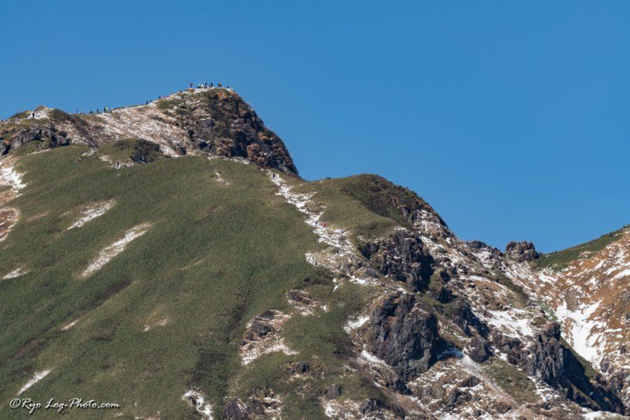 谷川岳 天神峠 登山