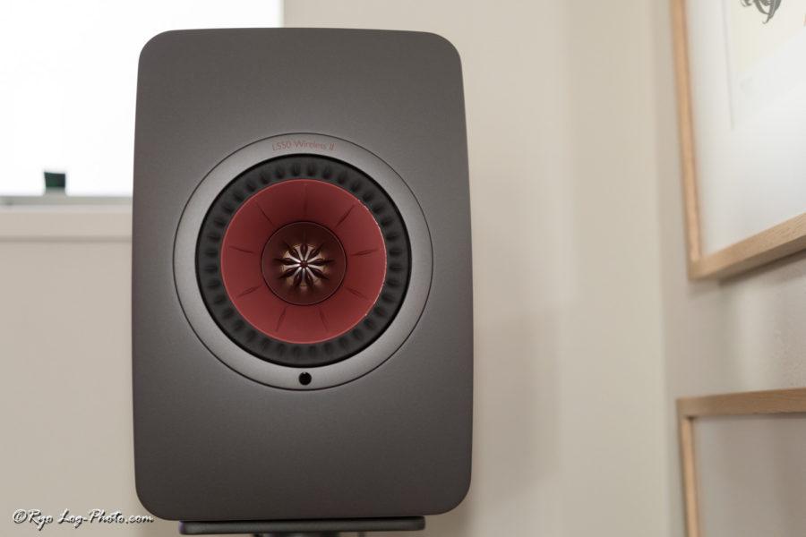 kef ls50 wirelessIIグレー