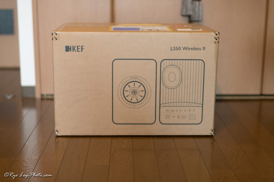 KEF スピーカー